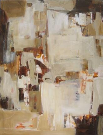 """Chocolate Shop----63"""" x 48""""----Acrylic on Canvas"""