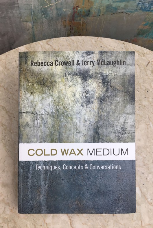 Cold Wax Book cover