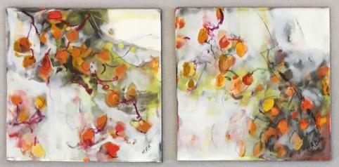 Autumn Garden I&II